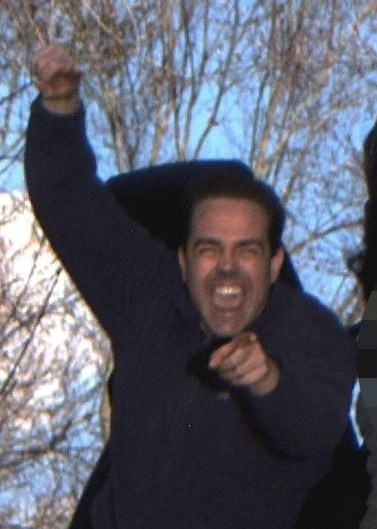 Ex-NYPD Officer John Bruzzese: Not Too Disabled to Ride Roller Coaster