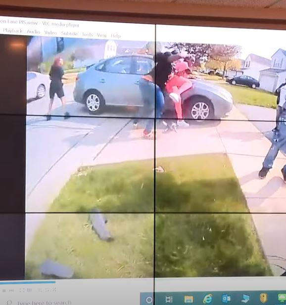 15 Year Old Knife Wielding Maniac Shot by Police in Columbus, Ohio