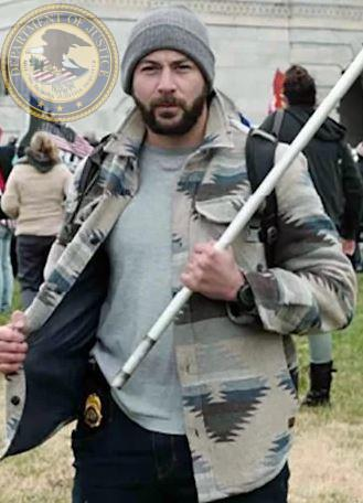 DEA Agent Mark Sami Ibrahim Arrested for Trespassing at Capitol