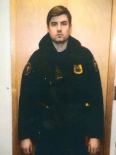 Portland Police Officer Andrew Hearst