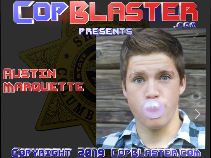 CCSO Deputy Austin Marquette