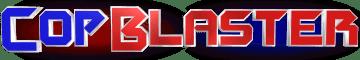 Cop Blaster Logo
