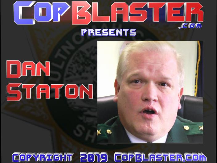 Former Sheriff Dan Staton