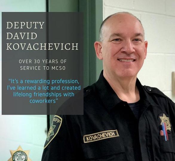 Deputy David Kovachevich