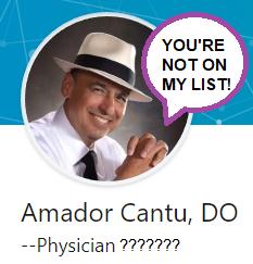 Dr. Amador Cantu DO