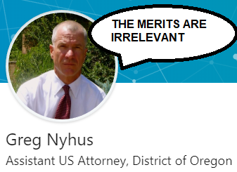 Greg Nyhus Poisoned the Well in Judge Stacie Beckerman's Courtroom