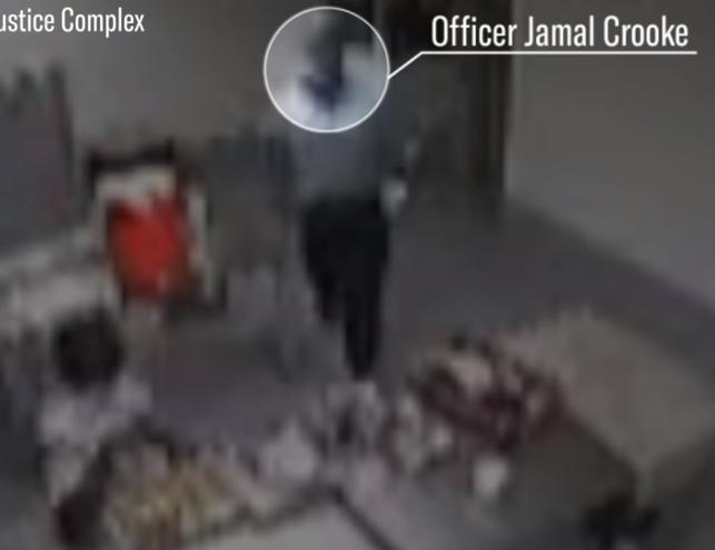 Jamal Crooke