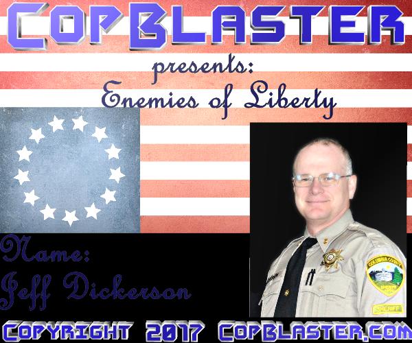 Sheriff Jeff Dickerson