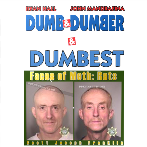 Dumb, Dumber & Dumbest: John Mandrafina, Ryan Hall & Scott Franklin