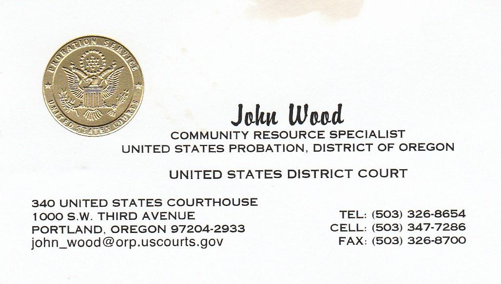 John Wood or John Weed?