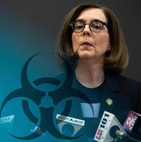 Kate Brown Coronavirus Press Conference