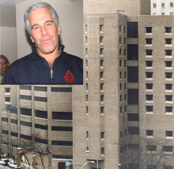 Jeffrey Epstein Dead at MCC New York