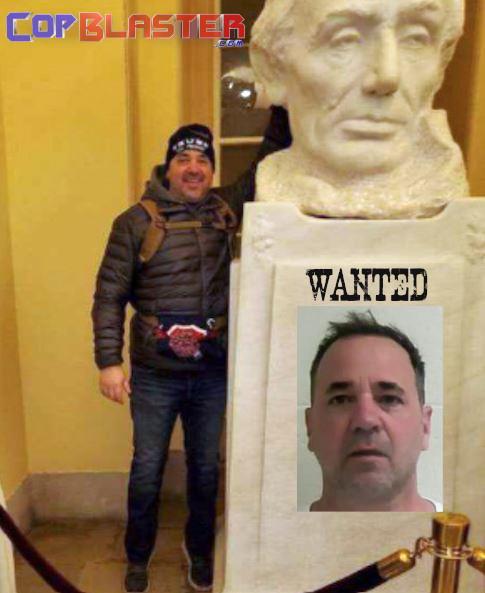Salt Lake City Officer Michael Lee Hardin Arrested for Capitol Protest