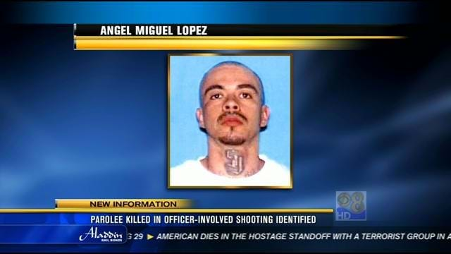 Angel Miguel Lopez Killed by San Diego Police Department