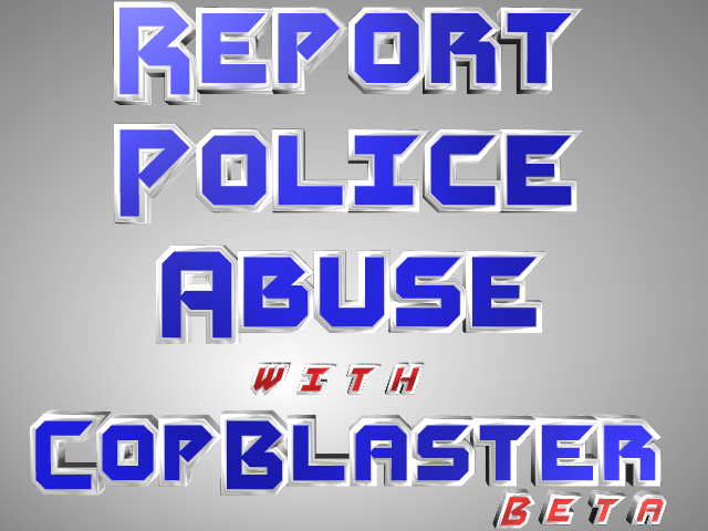 Report Police Abuse