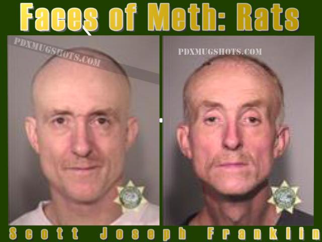 Scott Joseph Franklin is a Wire Wearing Hole Rat
