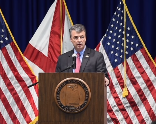Alabama Attorney General Steve Marshall