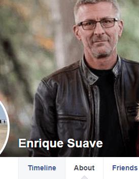 Enrique Suave a.k.a. Tom Jacobs